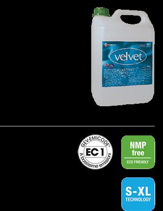 VELVET A5 gloss Однокомпонентный лак на водной основе с эффектом «мягкого прикосновения» 5 кг