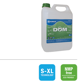 DOM 1 К30 gloss Однокомпонентный лак на водной основе для деревянных полов 5 кг