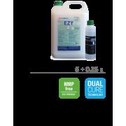 EZY 2K SAT60 glossА+В Двухкомпонентный лак на водной основе для деревянных полов 5,25 кг