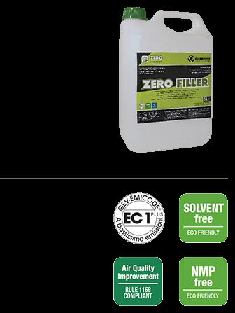 ZERO FILLER Связующее средство для приготовления шпаклевки 5 кг