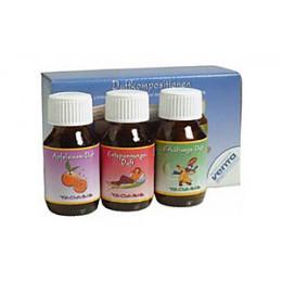 Пробник ароматических добавок «3 в 1» Venta