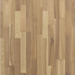 Паркетная доска Polarwood Space Коллекция Ясень Pluton White Oiled